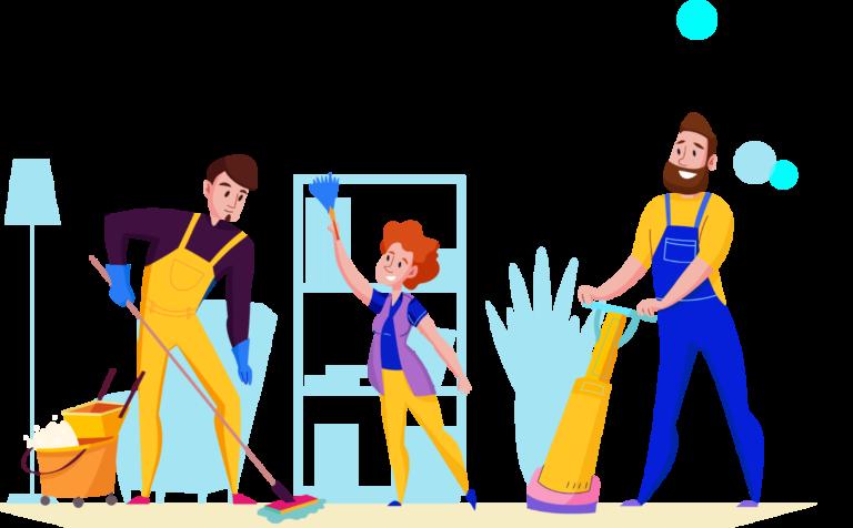 menageprive Services du futur dans le nettoyages aux entreprises où nous souhaitons ubériser le secteur